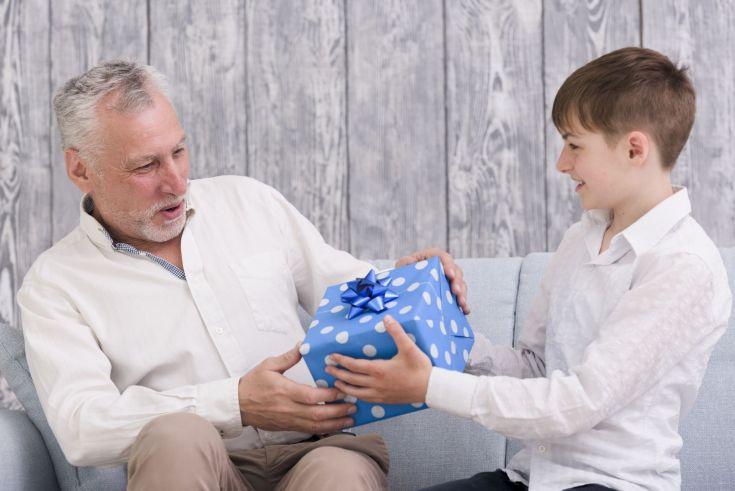 Подарок дедушке (деду)