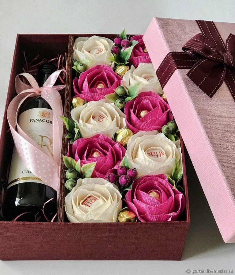 Подарок сватье на 8 марта и День Рождения
