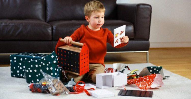 Топ лучших идей, что подарить внуку