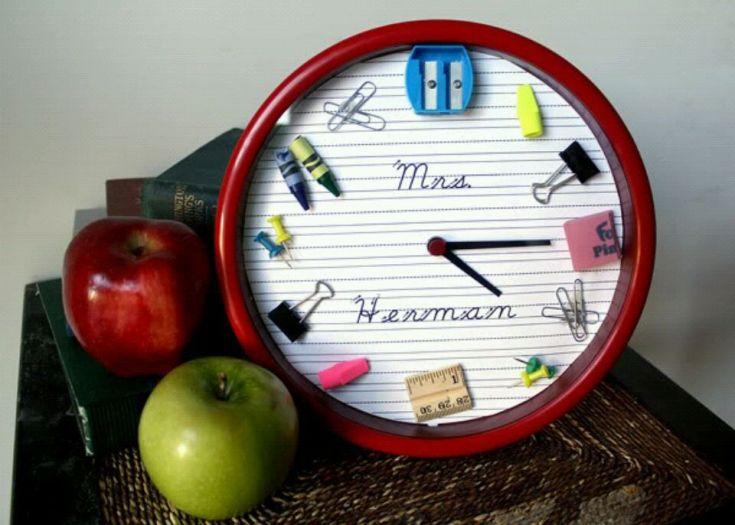 Что подарить учительнице