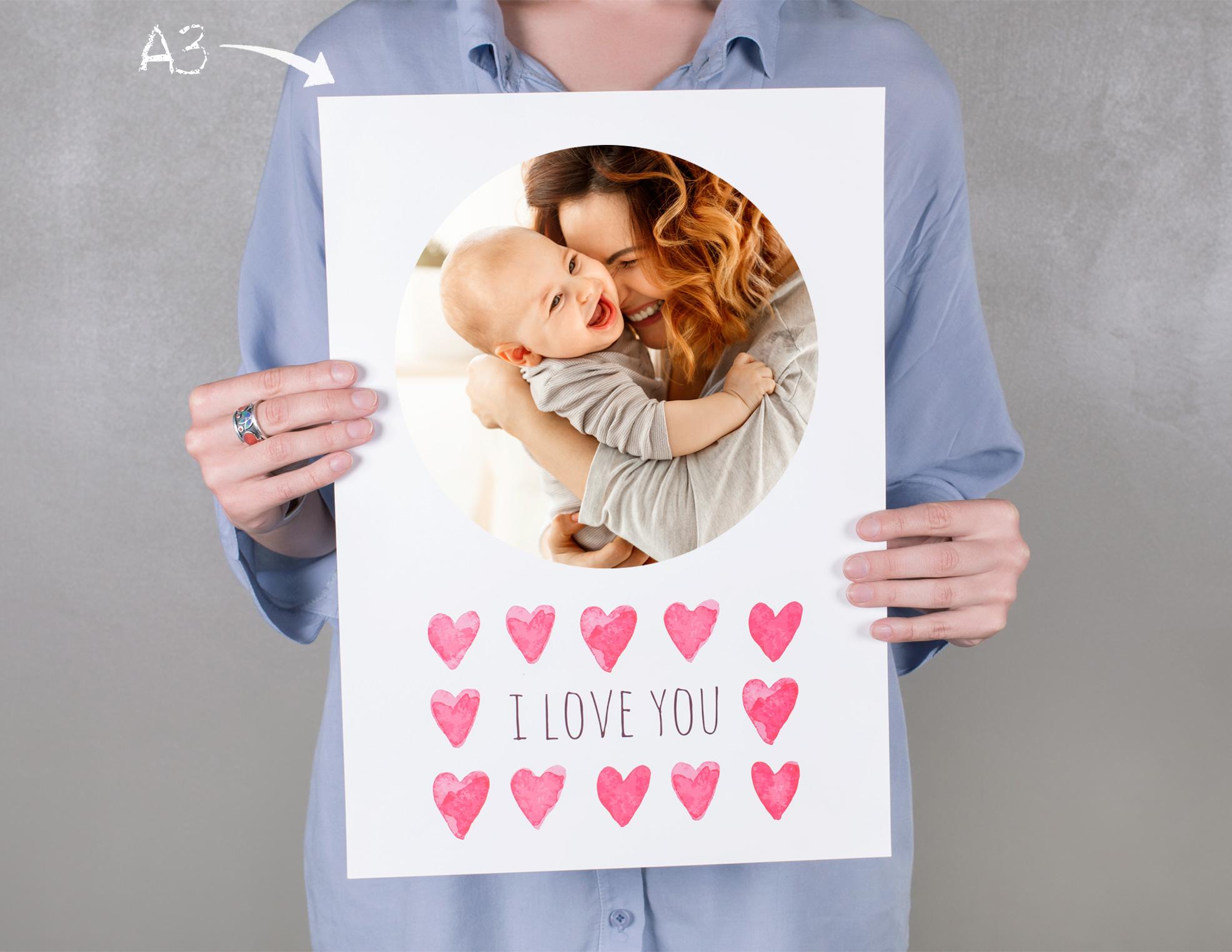 Подарить постер