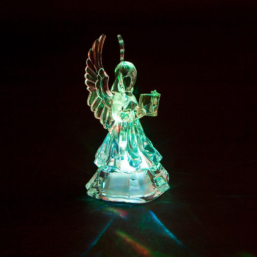 Выполнена фигура из материала Pvc. Площадь освещения 100 см. Высота: 9 см. Установлена 1 LED лампочка. Мощность: 0,06 Вт.