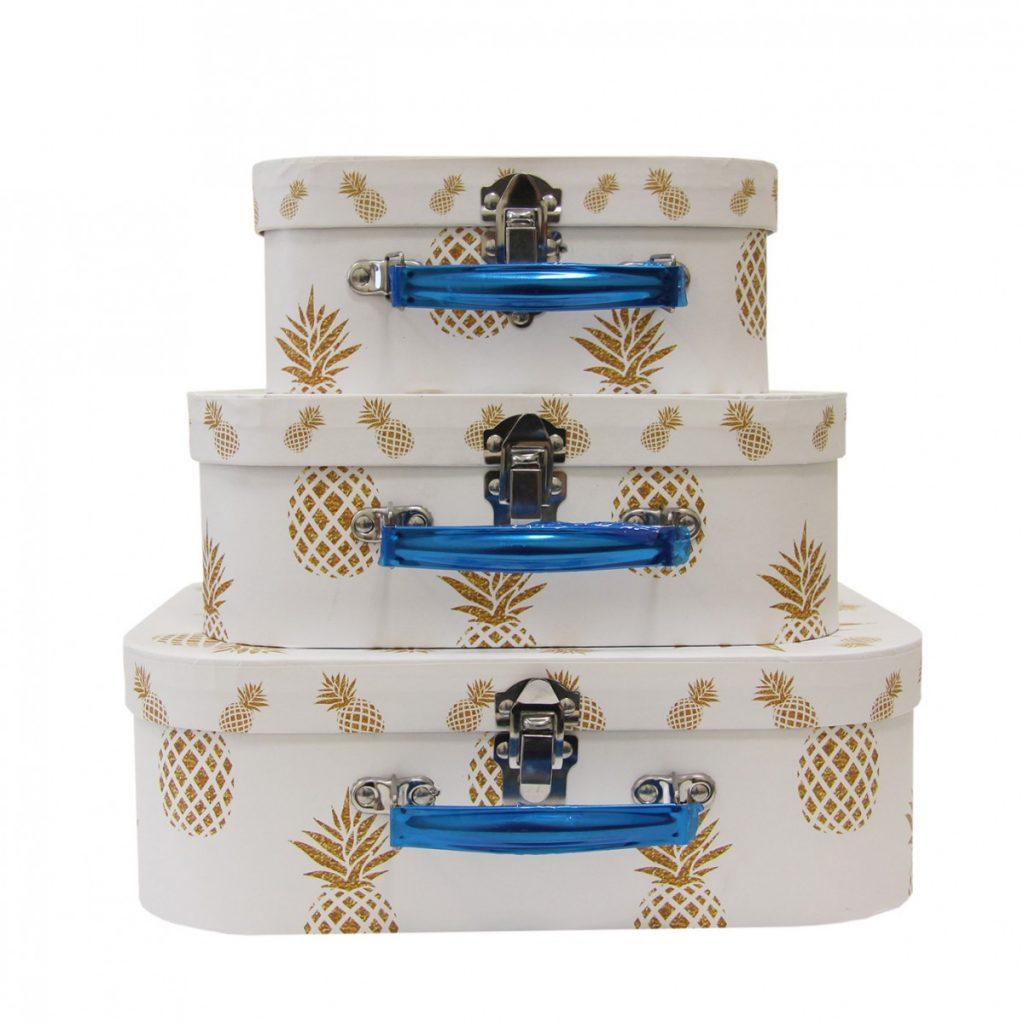 Набор коробок «Golden Pineapple» подарить