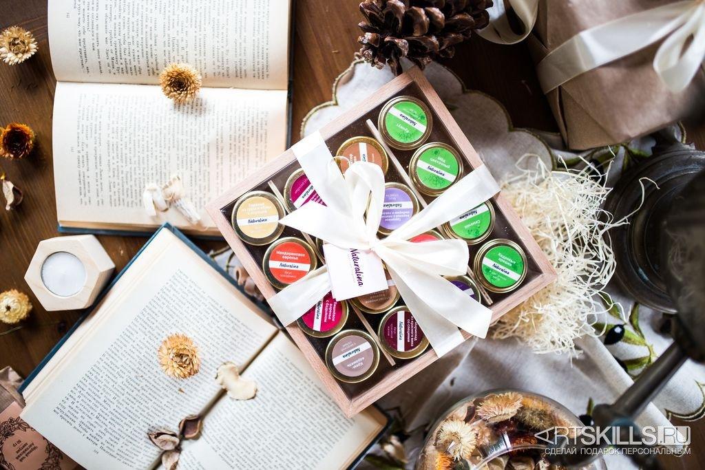 Что подарить сладкоежке