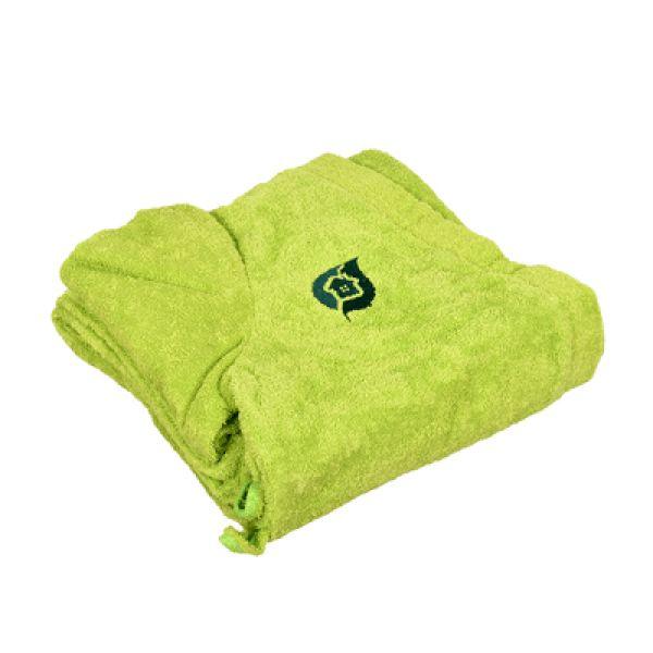 Теплый и уютный махровый халат