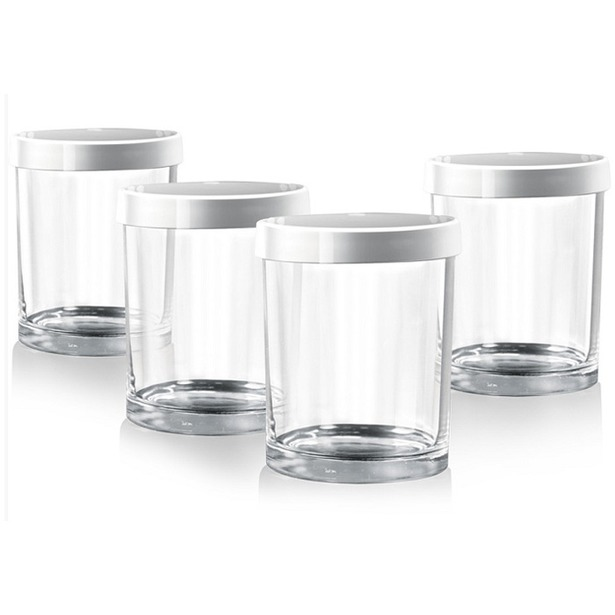 Баночки для домашнего йогурта
