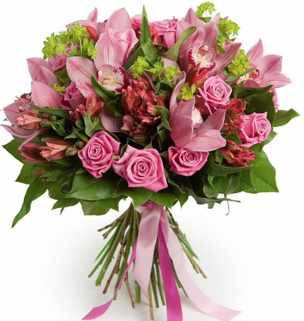 Букет цветов с доставкой подарить