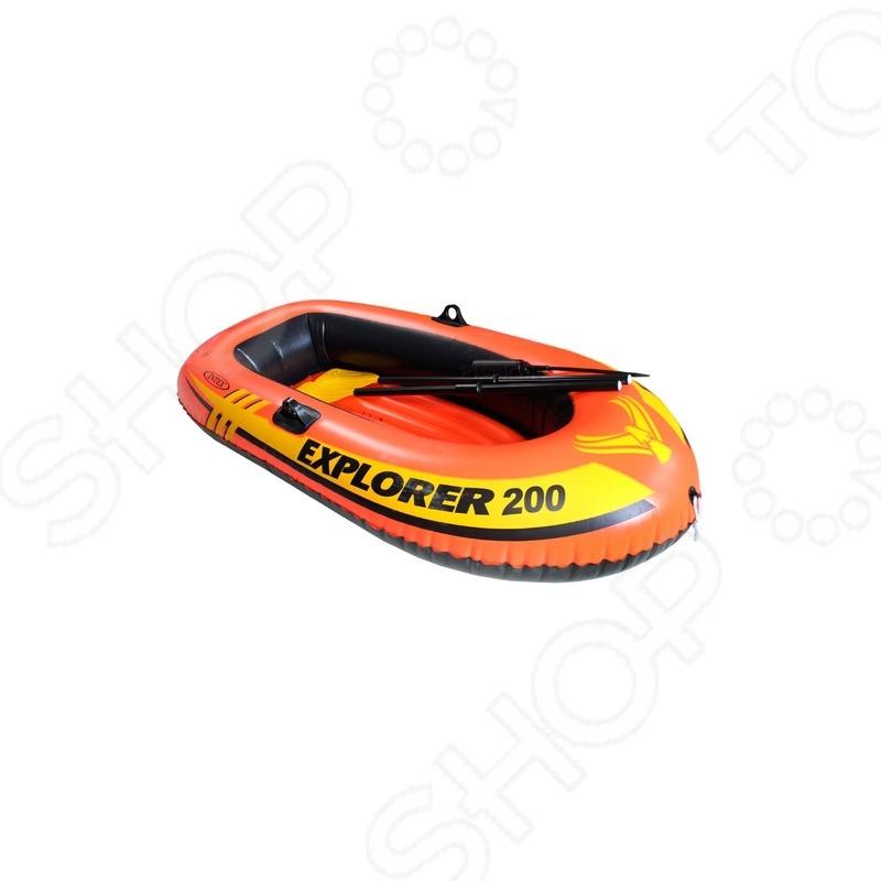 Лодка надувная «Эксплорер» подарить