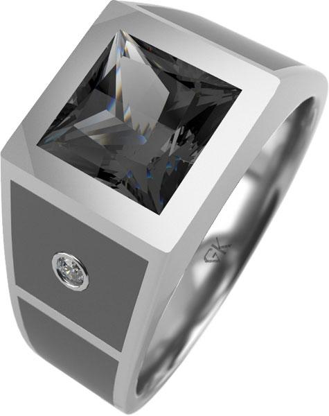 Мужской серебряный перстень Graf подарить