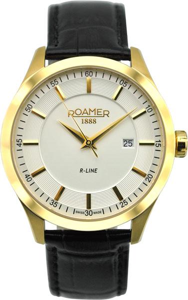 Швейцарские мужские наручные часы Roamer