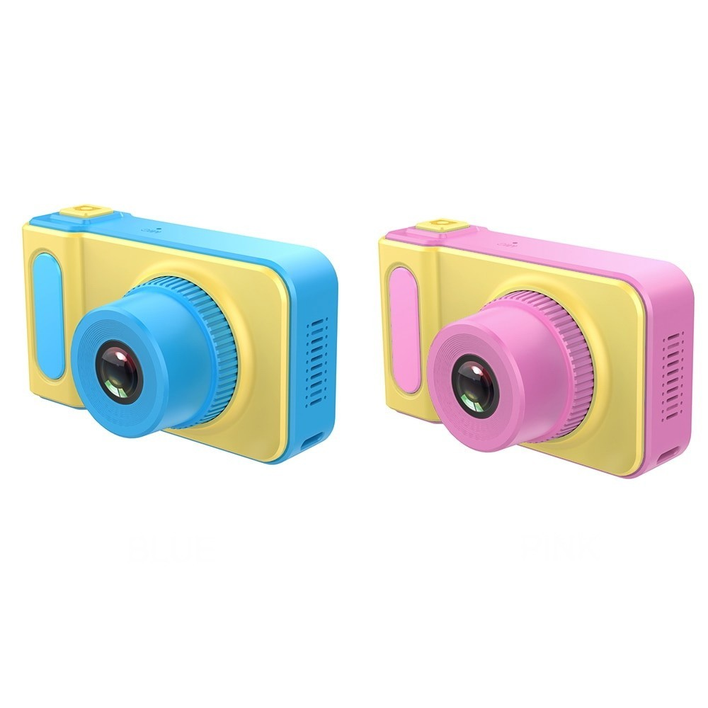 Детский фотоаппарат Kids Camera Summer Vacation подарить