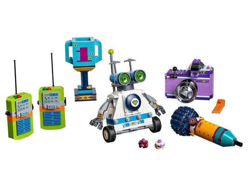 Конструктор Lego Friends, Шкатулка дружбы