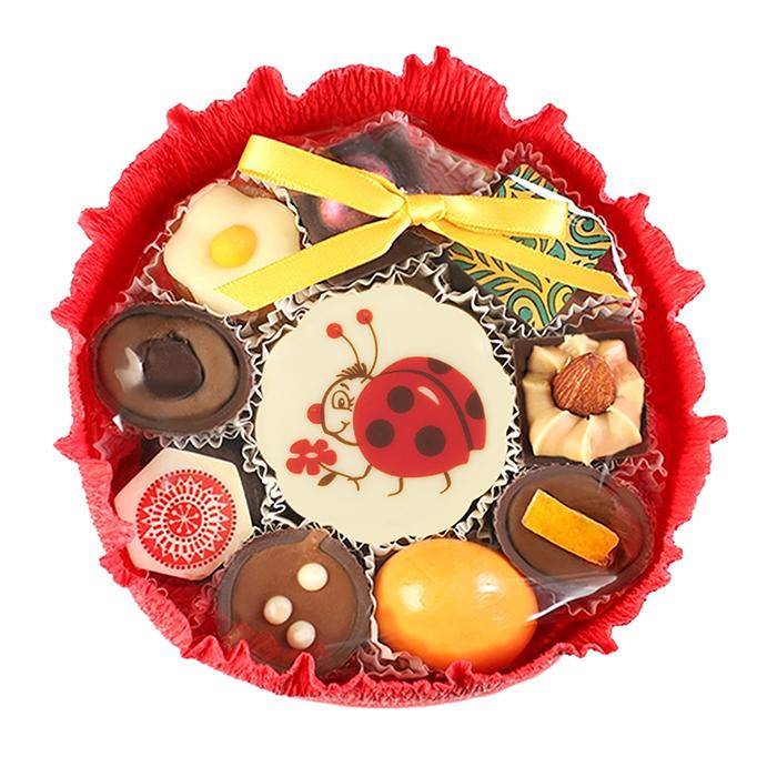 Букет из конфет подарить