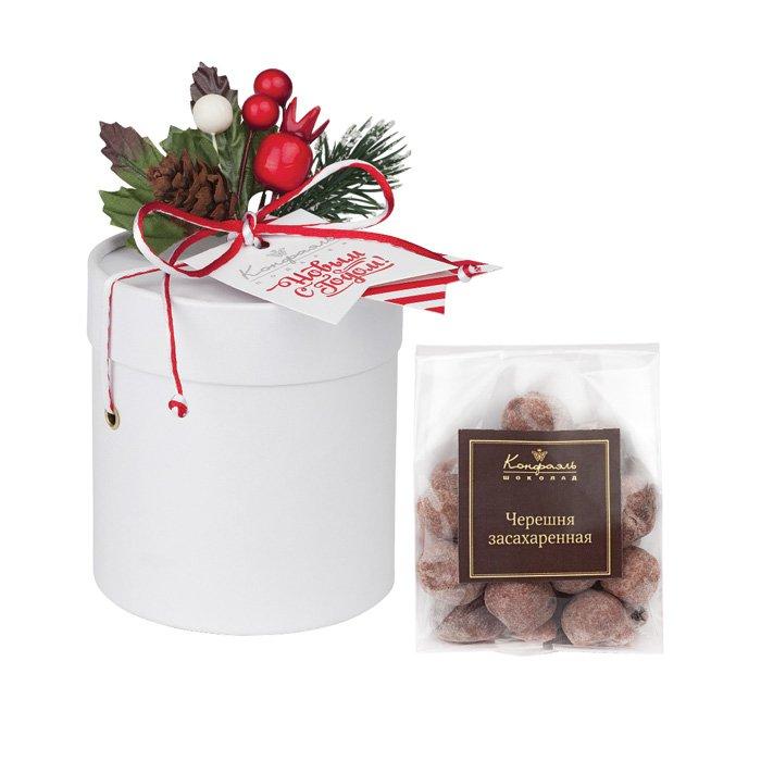 Конфеты «Черешня засахаренная новогодняя» подарить