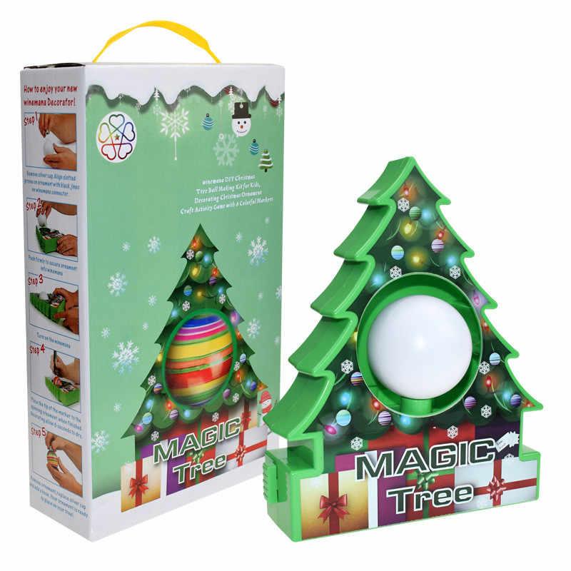 Набор для создания ёлочных игрушек Magic Tree подарить