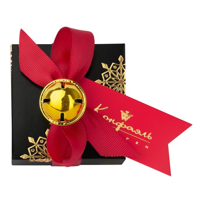 Новогодний набор глазированных конфет подарить