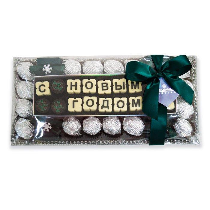 """Новогодний набор конфет """"Сияние"""""""
