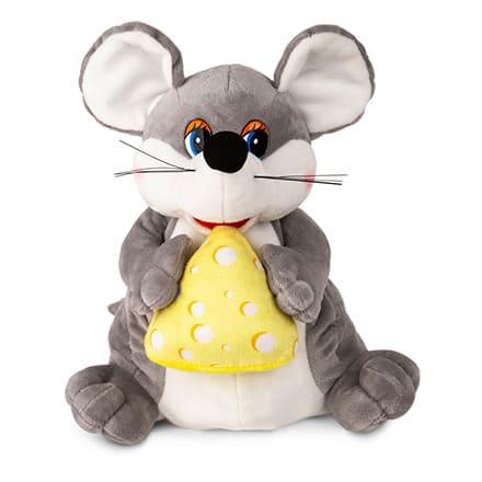 Новогодний подарок Мышь обожайка подарить