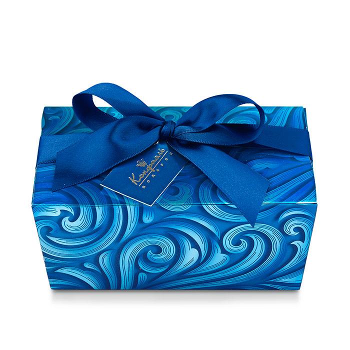 Новогодний подарок «Синий сундучок» подарить