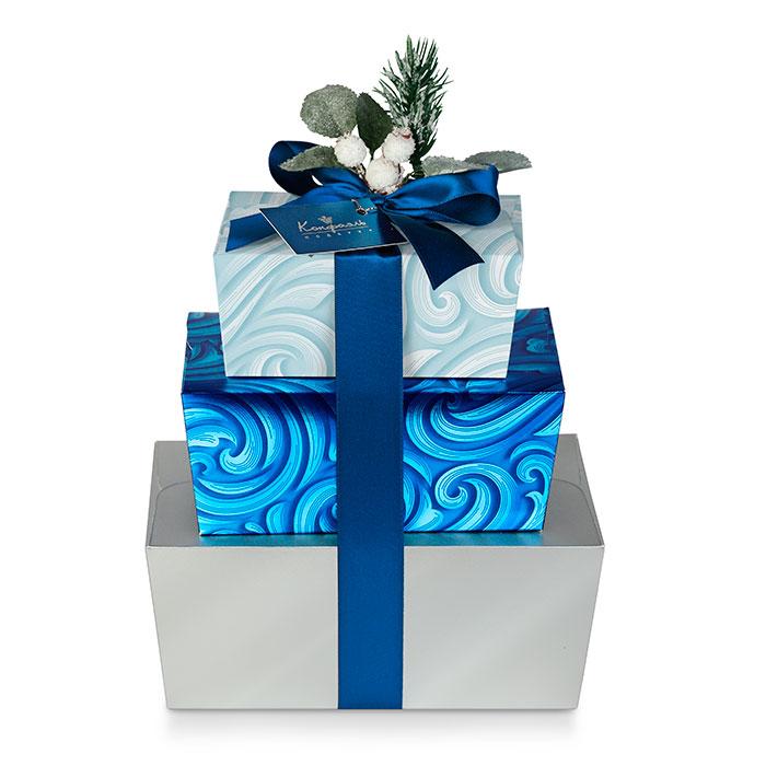 """Подарочный набор """"Новогодние сундучки"""""""