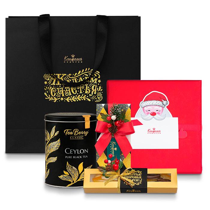 Подарочный новогодний набор