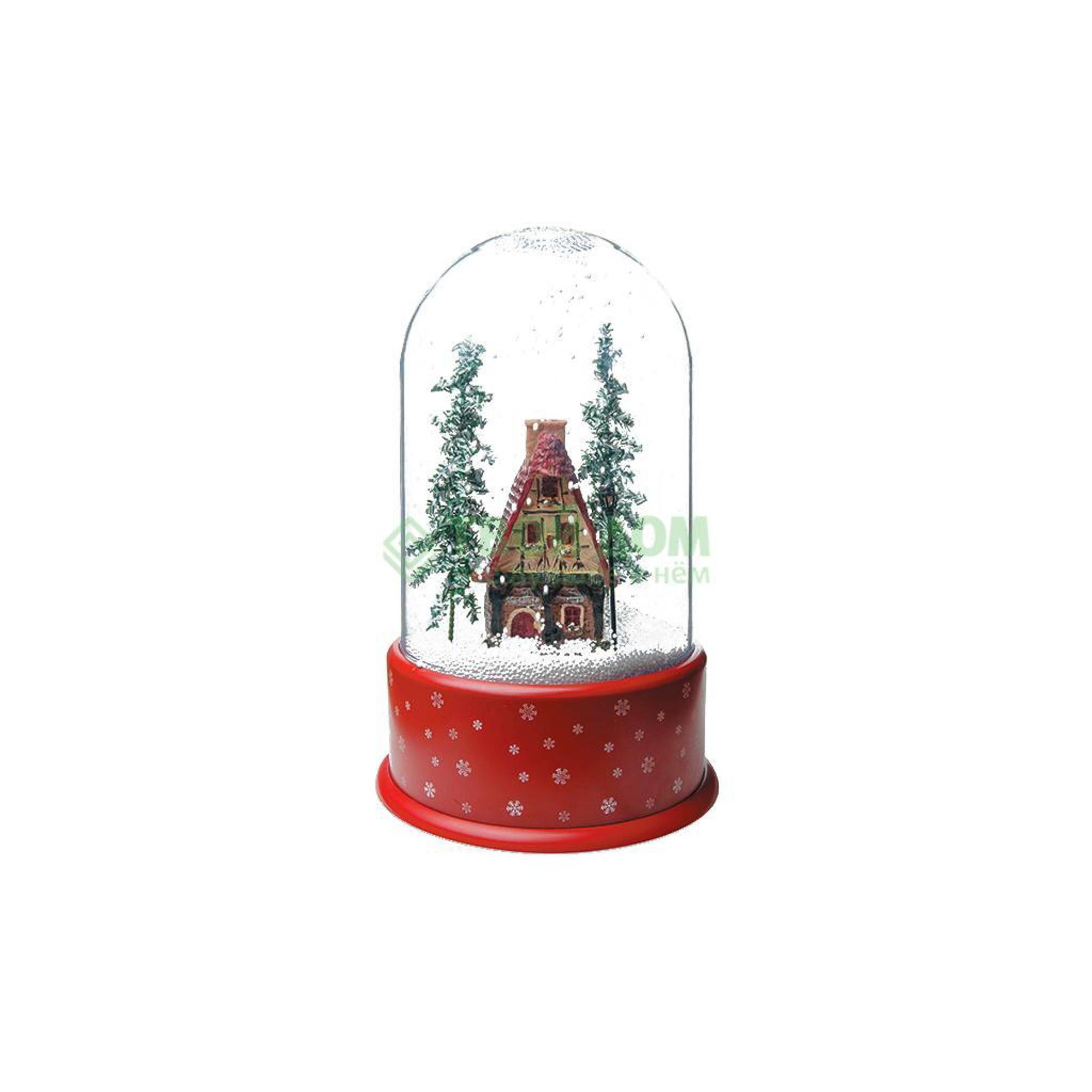 Сувенир новогодний домик