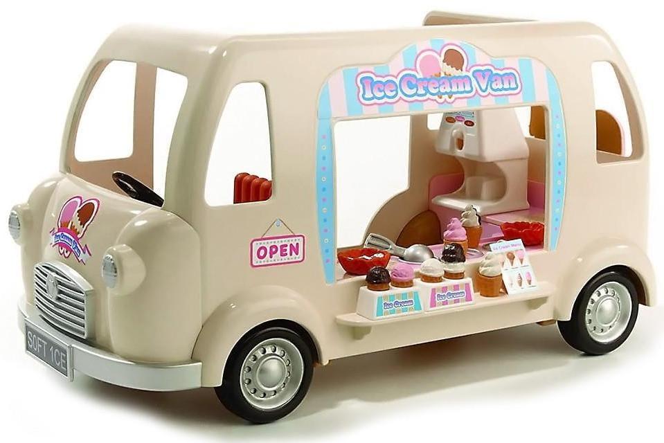 Игровой набор «Автомобиль мороженого c 2-мя подружками» подарить